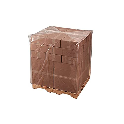 Clear 4 Mil 32 X 28 X 60 65//Case Laddawn Pallet Covers