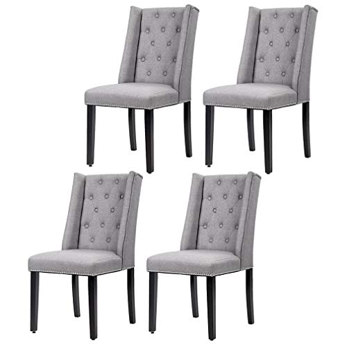 Fdw Dining Chairs Room, 4 Dining Room Chairs