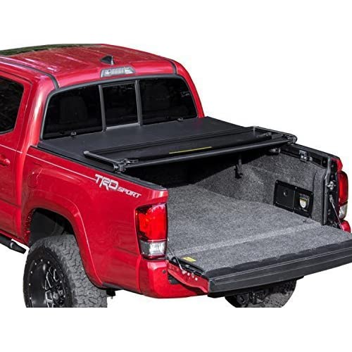 Automotive Exterior Accessories 59102 Gator Etx Soft Tri Fold Truck Bed Tonneau Cover Fits Chevy Gmc Silverado Sierra 2007 13 6 1 2 Ft Bed Made In The Usa Kopa Or Kr
