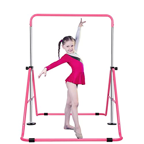Buy Aricku Kids Gymnastics-bar for Home Training - Folding Expandable Monkey bar,Adjustable Height Horizontal bar Online in Canada. B086X6TNP4