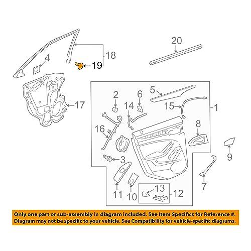 General Motors 07844651 Rack KIT,IGN SW